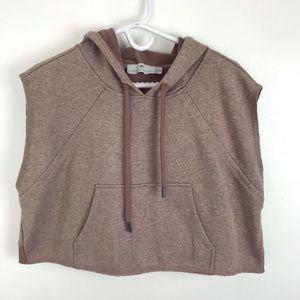 Adidas by Stella McCartney Hooded Workout Crop